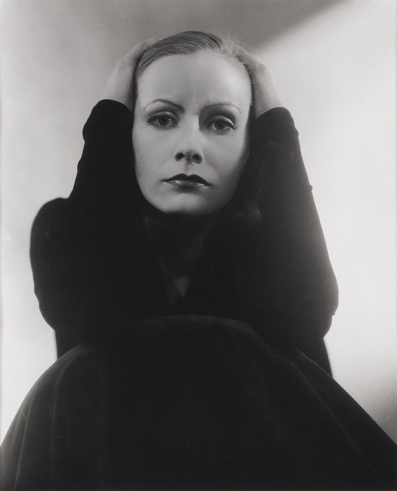 Edward Steichen-Greta Garbo, Hollywood-1928