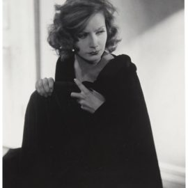 Edward Steichen-Greta Garbo For Vanity Fair, Hollywood-1928