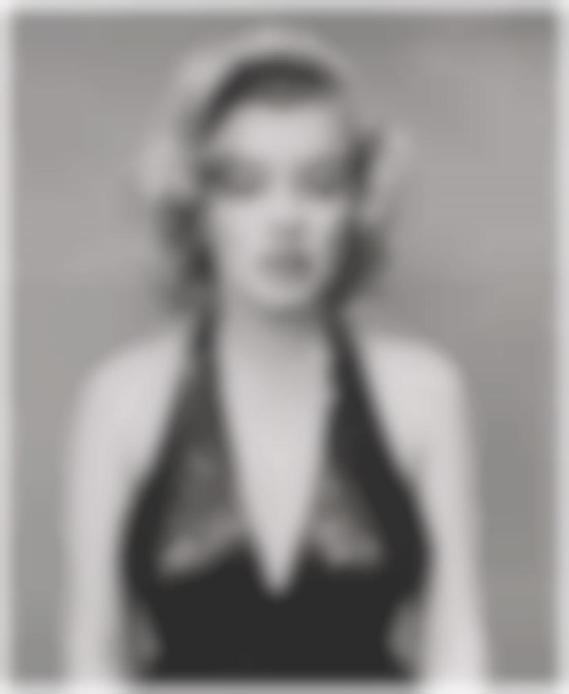 Richard Avedon-Marilyn Monroe, Actress, New York City, May 6-1957