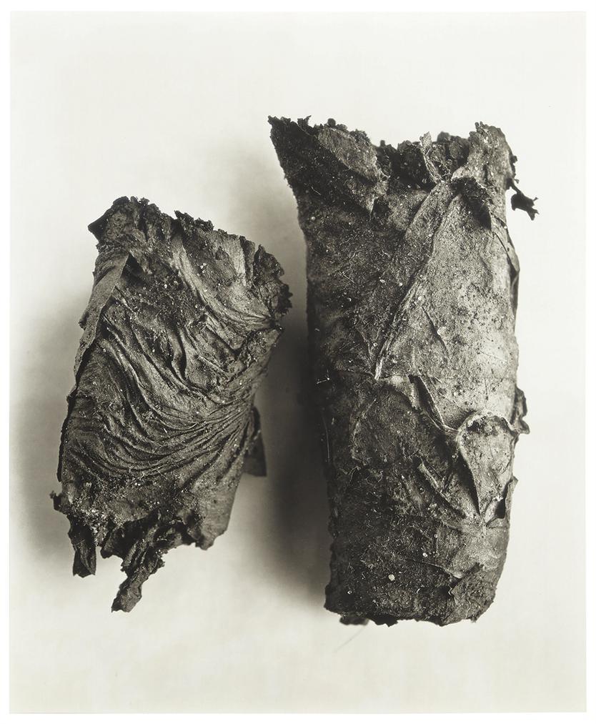 Irving Penn-Cigarette No. 69, New York-1972