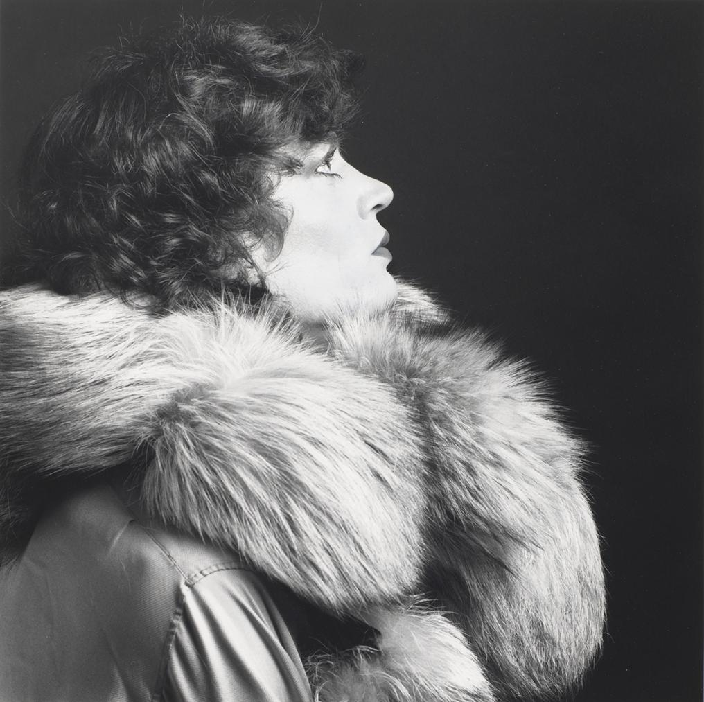 Robert Mapplethorpe-Self Portrait-1980