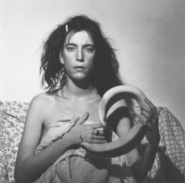 Robert Mapplethorpe-Patti Smith-1978