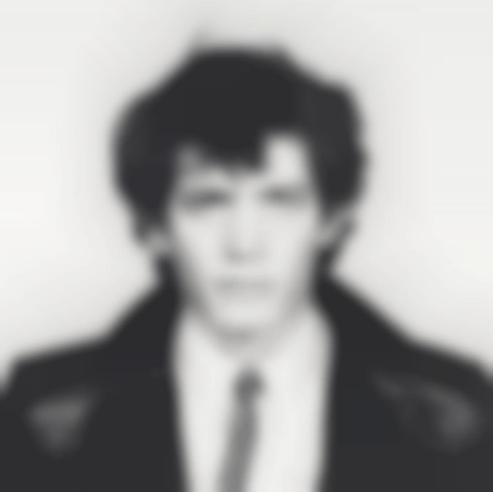 Robert Mapplethorpe-Self Portrait-1982
