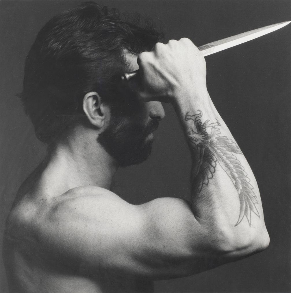 Robert Mapplethorpe-Frank Diaz-1979