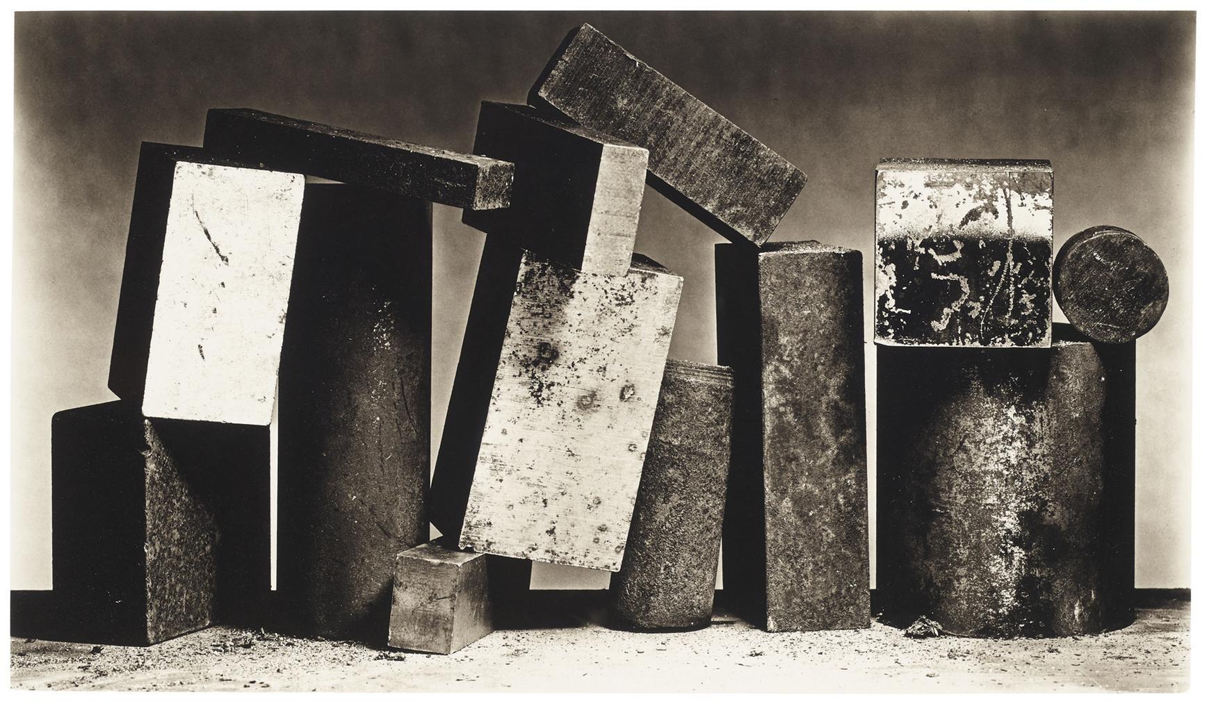 Irving Penn-Blast, New York-1980