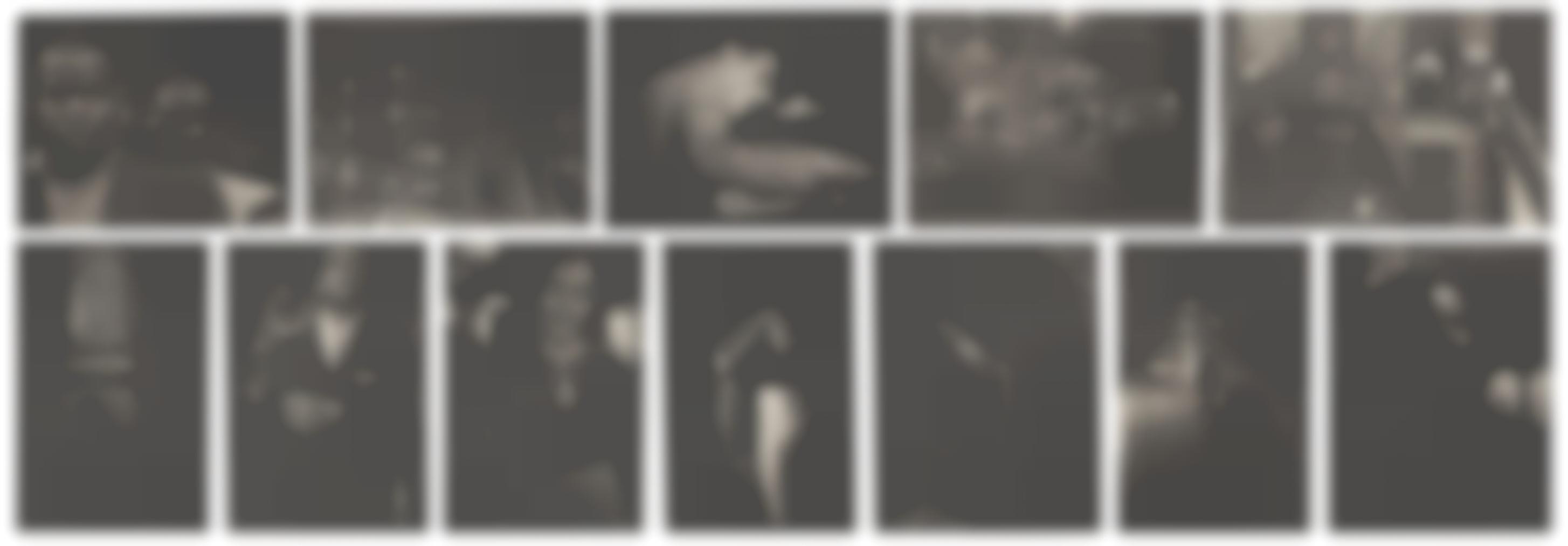 Roy DeCarava-Roy Decarava: Twelve Photogravures-1979