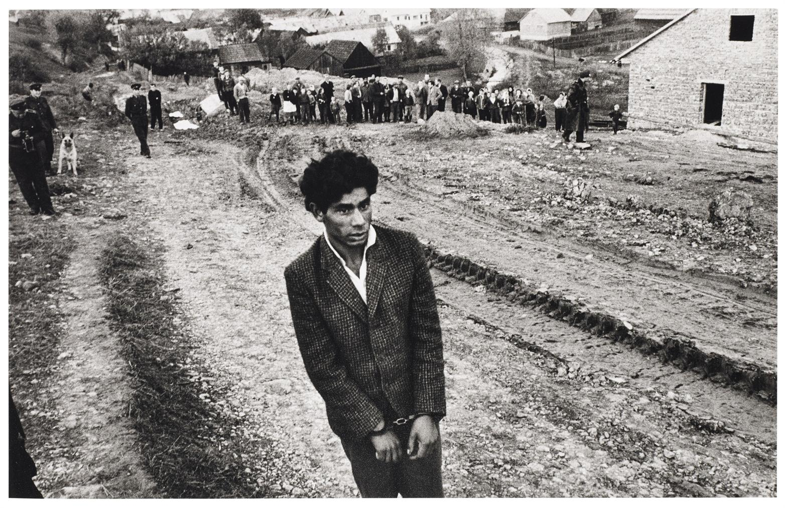 Josef Koudelka-Jarabina, Slovakia-1963