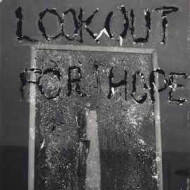 Robert Frank-Look Out For Hope, Mabou-1979