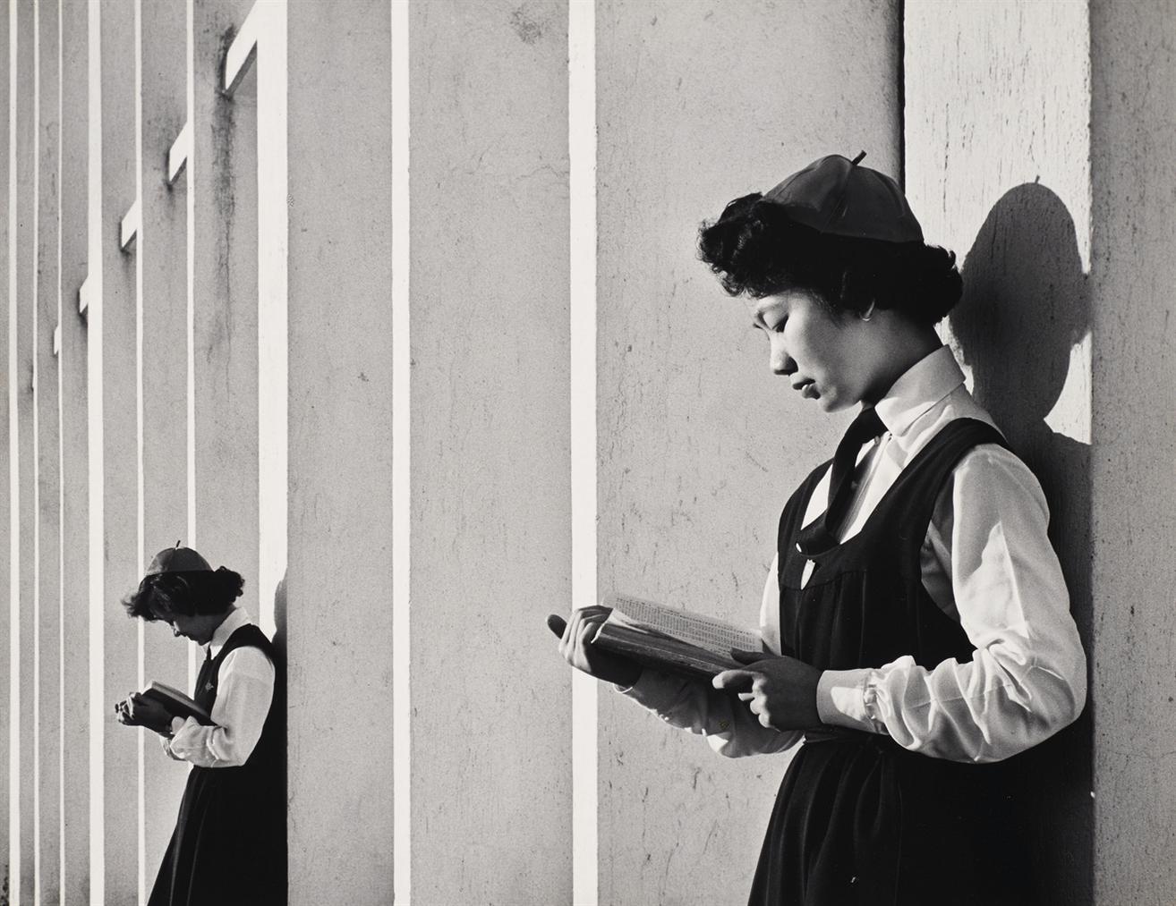 Fan Ho-School Girls Duet-1952
