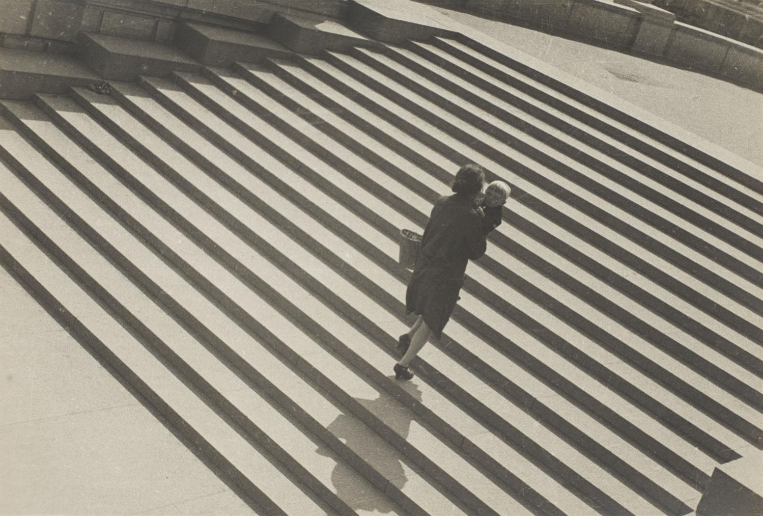 Alexander Rodchenko-Lestnitsa (Steps)-1929