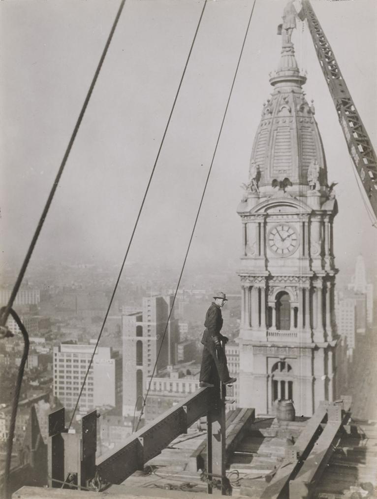 Emil Otto Hoppe-Skyscraper Construction, Philadelphia-1926