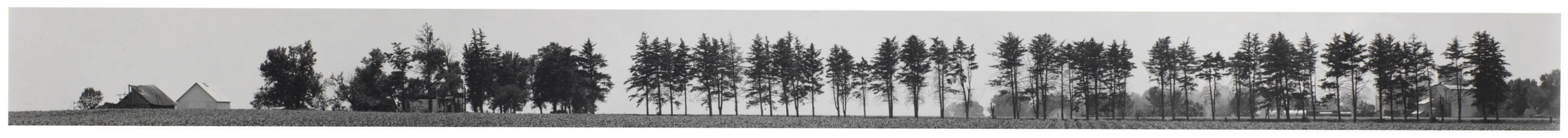 Art Sinsabaugh-Chicago Landscape #82-1964