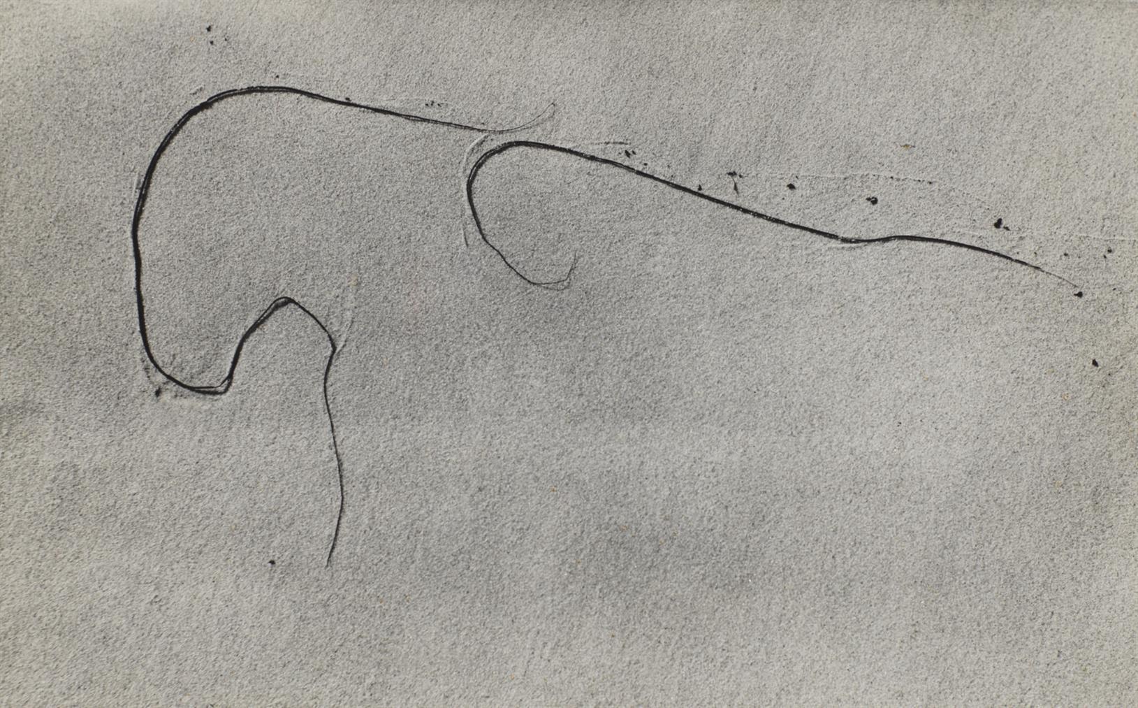 Aaron Siskind-Seaweed-1950