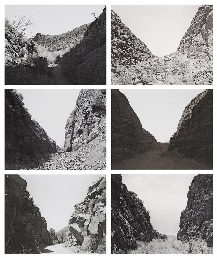 Mark Ruwedel-Selected Images From Westward The Course Of Empire-2006