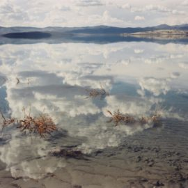 Richard Misrach-Mono Lake #2, California-1999