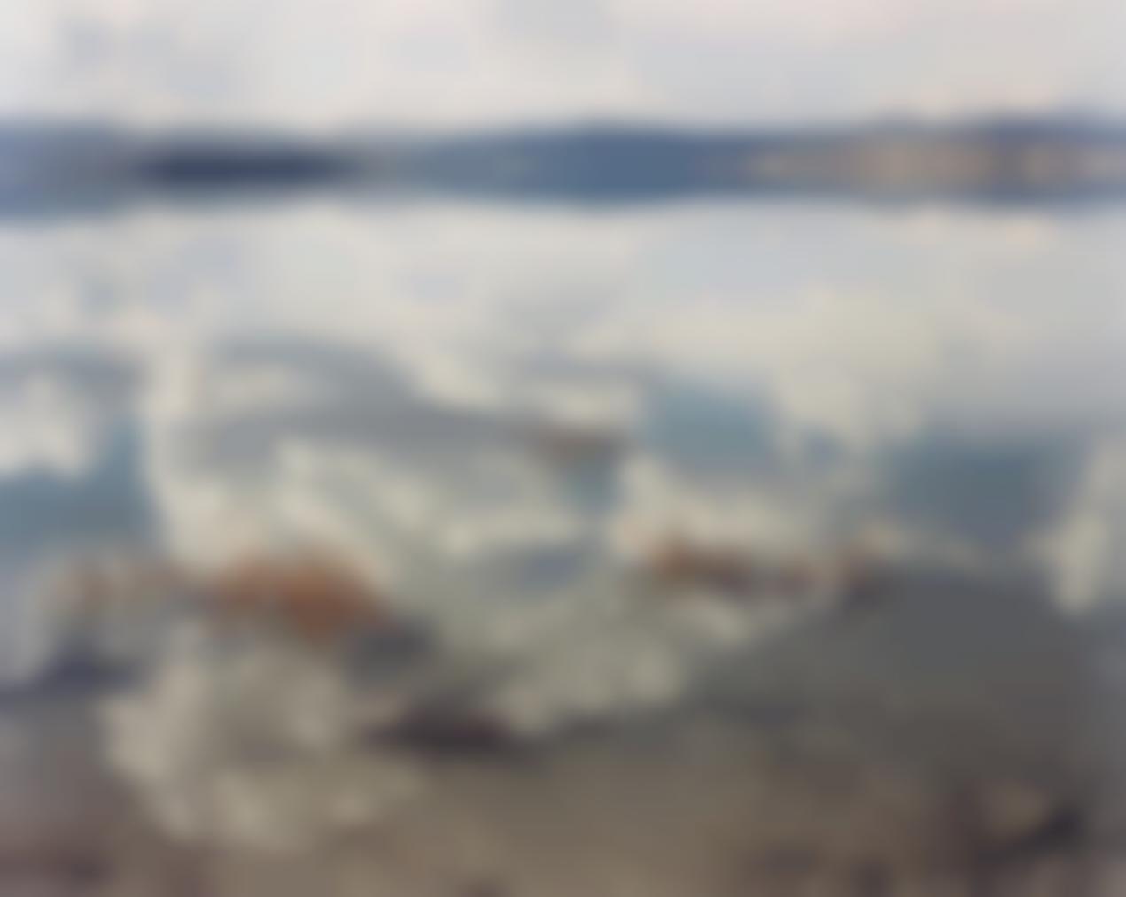Richard Misrach-Mono Lake #2, California-1999