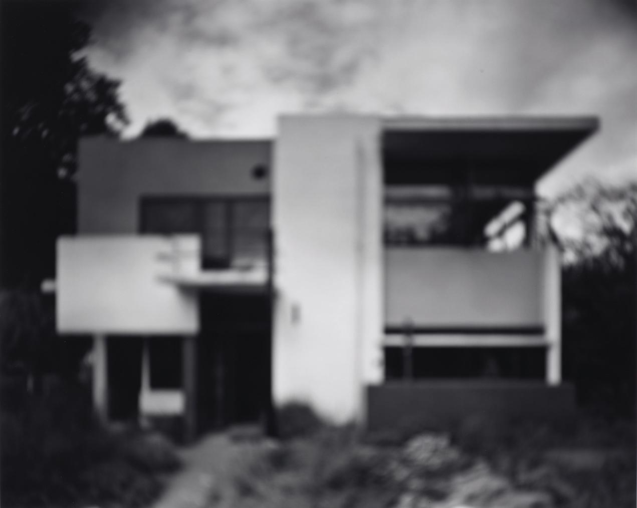 Hiroshi Sugimoto-Rietveld Schroder House-1999