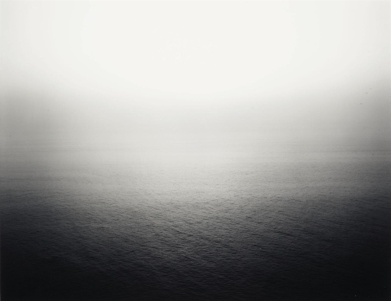 Hiroshi Sugimoto-North Pacific Ocean, Iwate-1986