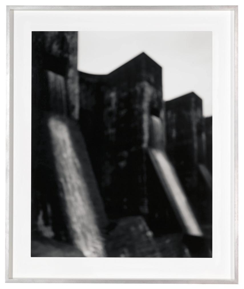 Hiroshi Sugimoto-Honen Dam-2001