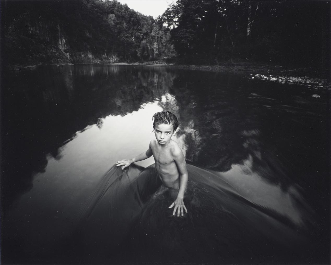 Sally Mann-The Last Time Emmett Modeled Nude-1987