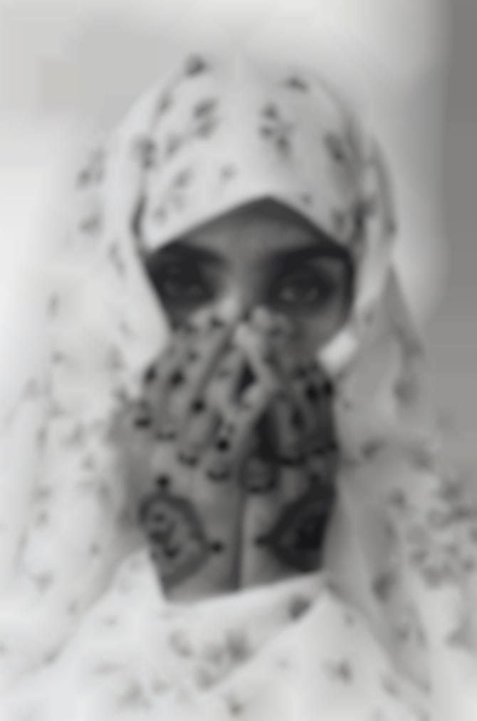 Shirin Neshat-Identified, From The Women Of Allah-1995