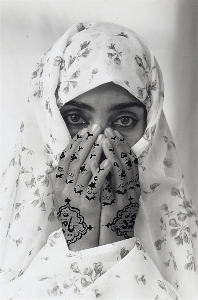 Shirin Neshat-Identified, From The Women Of Allah-1995