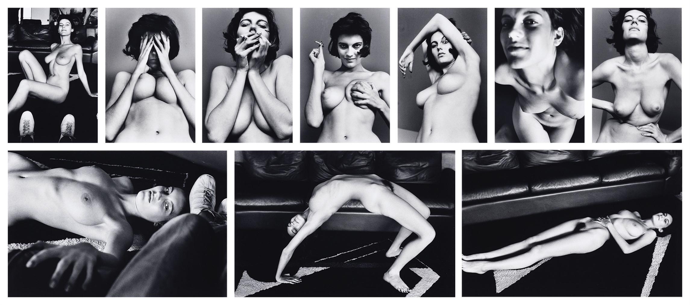 Helmut Newton-The Arielle Portfolio, September 30, 1982-1982