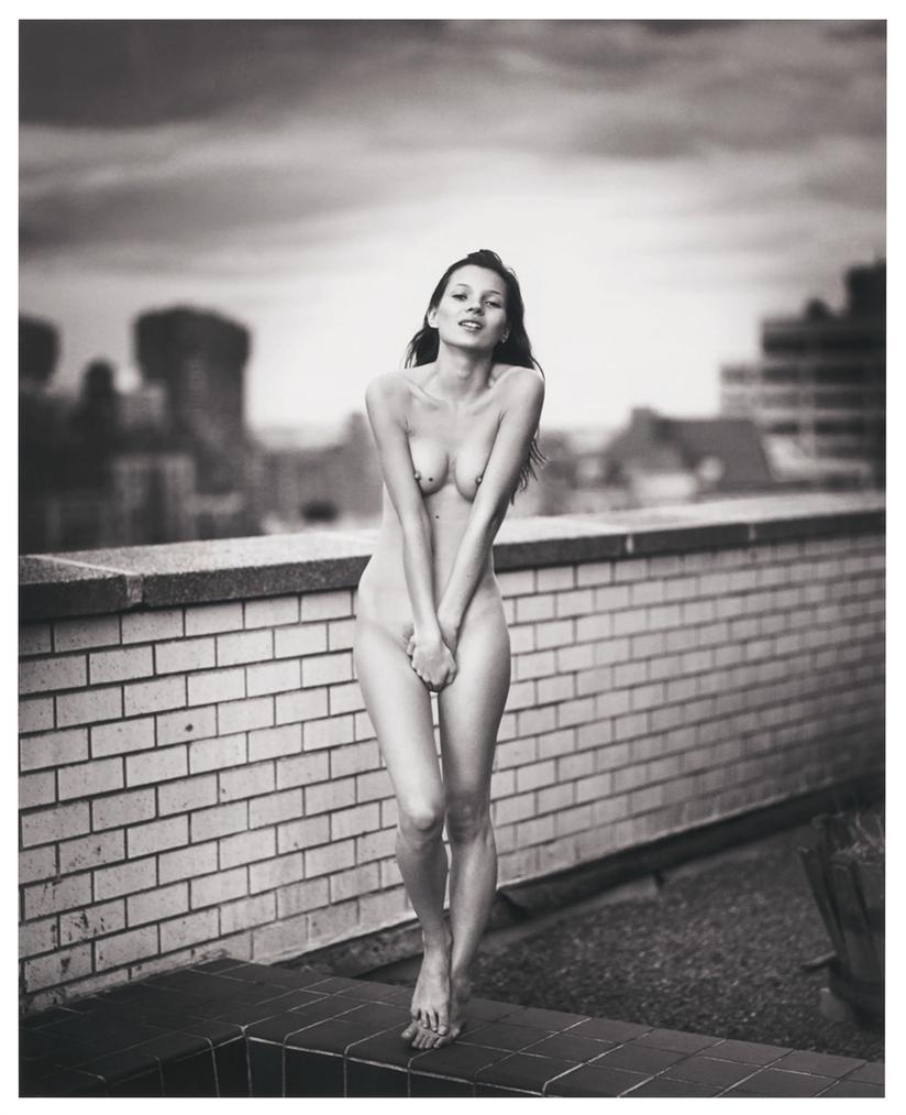 Mario Sorrenti-Kate On Roof-1993
