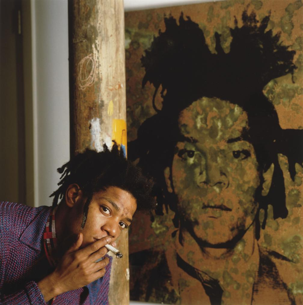 Tseng Kwong Chi-Jean-Michel Basquiat, New York-1987