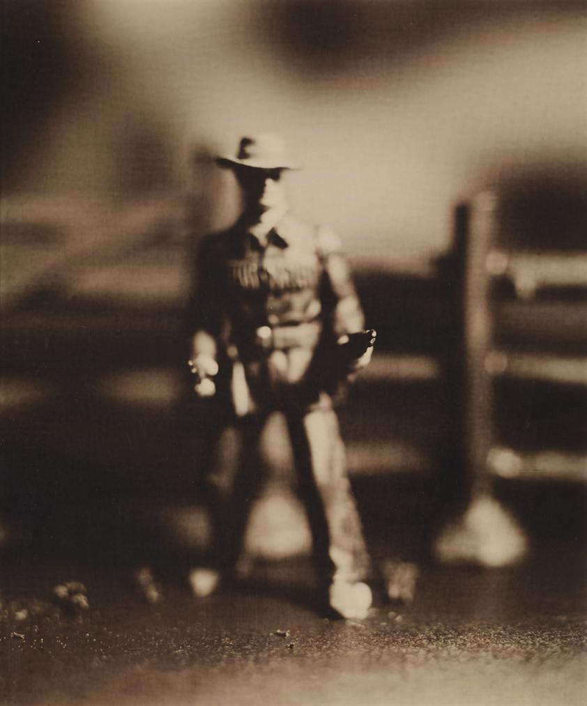 David Levinthal-Untitled From Wild West-1998