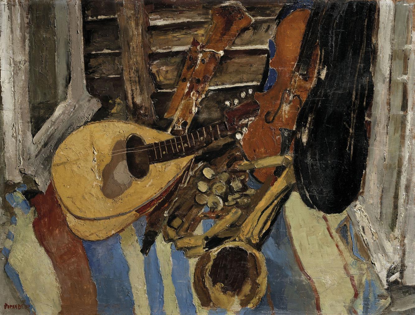 Fausto Pirandello-Natura Morta-1940