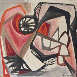 Carla Accardi-Senza Titolo-1950