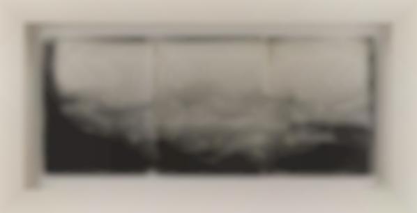 Doug and Mike Starn-Seascape In Fog-2002