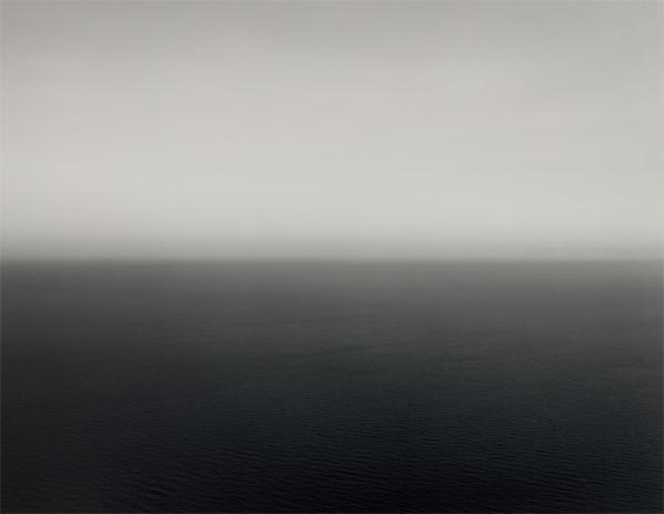 Hiroshi Sugimoto-Mediterranean Sea, La Ciotat-1989