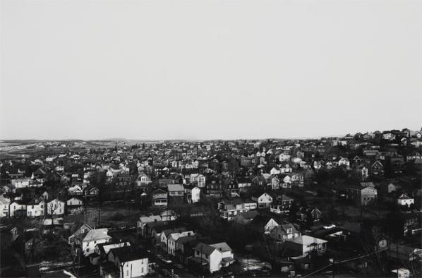 Lewis Baltz-Uniontown, Pa.-1976