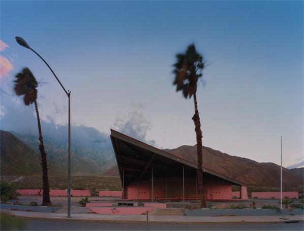 Robert Polidori-Gas Station, Palm Springs, Ca, Usa-1997