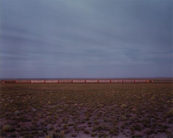 Richard Misrach-The Santa Fe-1982