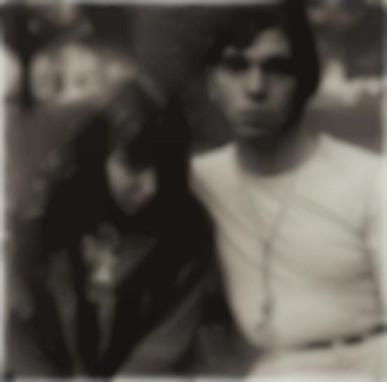 Diane Arbus-Young Couple In Washington Square Park, Nyc-1965