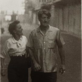 Diane Arbus-Couple Arguing, Coney Island, N.Y.-1960