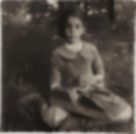 Diane Arbus-Child In A Beret, N.Y.C.-1962