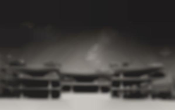 Ezra Stoller-Miami Parking Garage, Robert Law Weed And Associates, Miami, Fl-1949