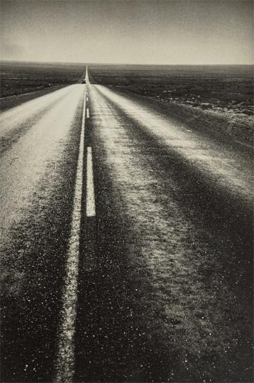 Robert Frank-Us 285, New Mexico-1956