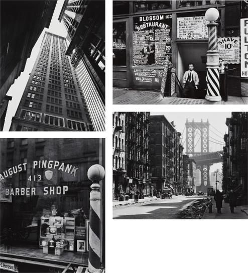 Berenice Abbott-New York Portfolio IV-1979