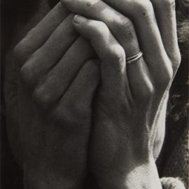 Dorothea Lange-Bad Trouble Over The Weekend From Last Ditch Series-1964