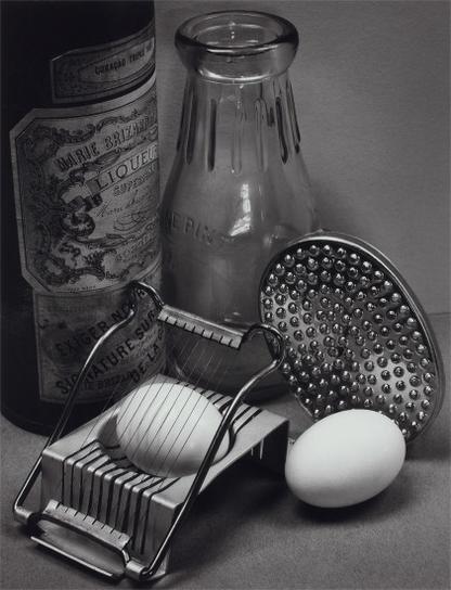 Ansel Adams-Still Life, San Francisco-1932