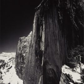 Ansel Adams-Monolith, The Face Of Half Dome, Yosemite National Park-1927