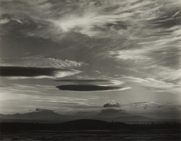 Edward Weston-Mount Lassen National Park-1937