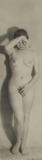 Laure Albin-Guillot - Untitled (Nude Study)-1930