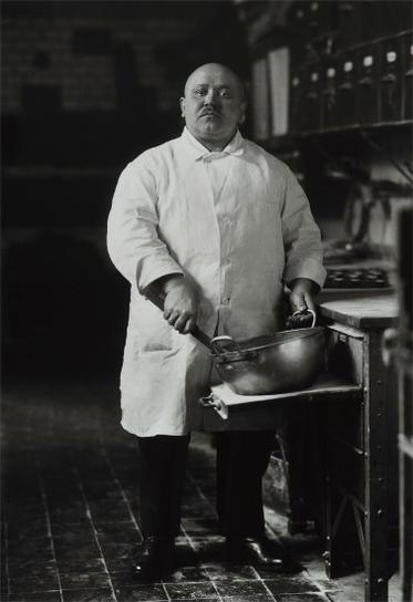 August Sander-Konditor (Pastry Chef), Cologne-1928