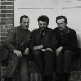 August Sander-Revolutionare (Revolutionaries)-1929
